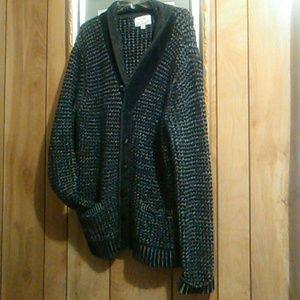 Rag and bone xl thick wool sweater